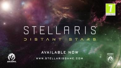 Релизный трейлер Stellaris: Distant Stars