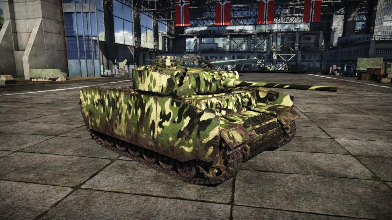 скины для war thunder для танков