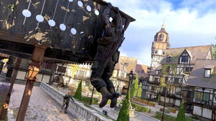 Вышло дополнение Deathstorm Part 0: Obliteration для Sniper Elite 0