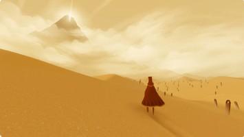 Journey стала триумфатором GDC Awards 13