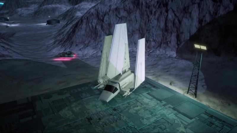 Как бы выглядел ремейк Star Wars: Rogue Squadron HD на Unreal Engine 4