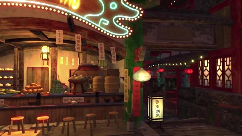 Трейлер Ni no Kuni 2: Revenant Kingdom - город Goldpaw