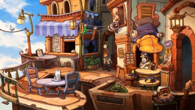 Дата выхода Chaos on Deponia на PlayStation 4 и Xbox One