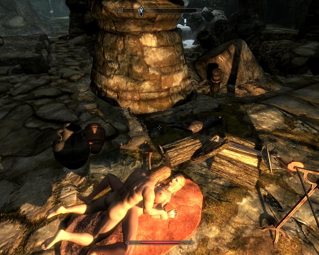Прохождение skyrim legend edition мод занятие сексом видео
