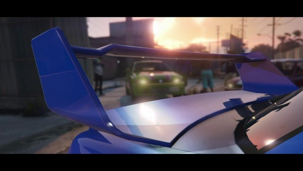 GTA Online: новая тачка и увеличенные награды за ограбление казино