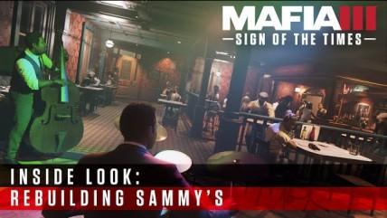 Дневник разработчиков Mafia 0, посвящённый дополнению Sign of the Times