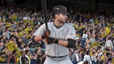 """MLB 14 The Show """"PS4 Геймплей- Giants @ Pirates"""""""