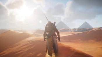 Новые зрелищные скриншоты Assassin's Creed: Origins