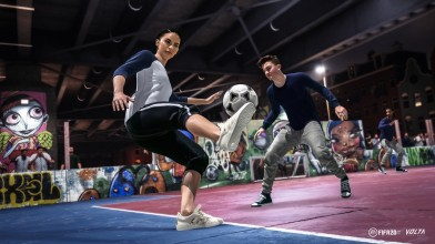 Новый трейлер FIFA 20