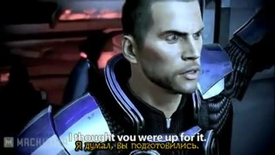 Gamer Poop Mass Effect 3 (#3) rus sub