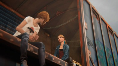 """""""Life Is Strange: Before The Storm"""" - приквел про приключения бунтарки"""