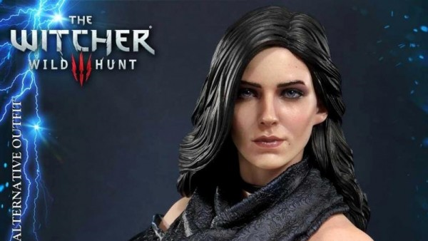 Prime 1 Studio анонсировала новую статуэтку Йеннифэр из The Witcher 3