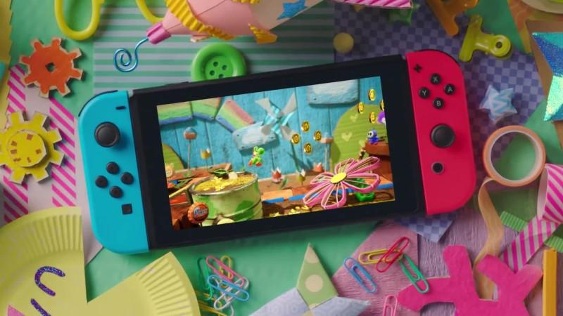 Японский рекламный ролик Yoshi's Crafted World
