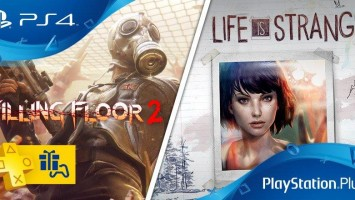 Killing Floor 2 ведёт июньскую PlayStation Plus