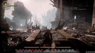 "Dragon Age: Inquisition ""DLC ""Чужак"" - прохождение. Часть 4"""