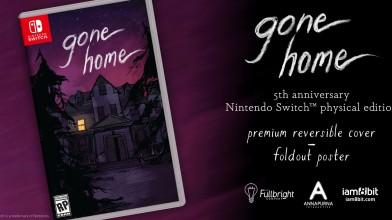 Gone Home выйдет на картриджах