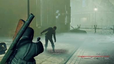Прохождженя Sniper Elite - Nazi Zombie Army деревня мертвих