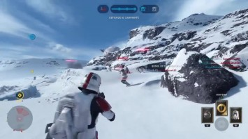 Star Wars: Battlefront - за Империю