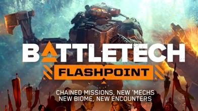 Дополнение Flashpoint для BATTLETECH появится в ноябре