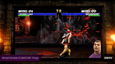 Mortal Kombat - Эволюция Toasty!