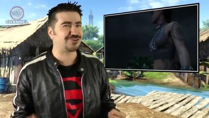 Far Cry 0 - обзор от Angry Joe [Русская озвучка]