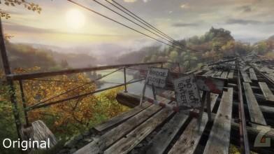 "The Vanishing of Ethan Carter ""Сравнение оригинального и redux изданий [PC HD]"""