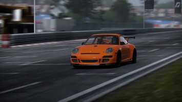 "Shift 2: Unleashed ""Вызов на круге Porsche 911 GT3 RS"""