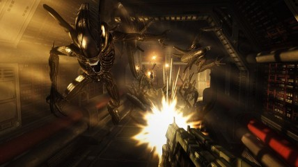 Aliens: Colonial Marines и Rebellion's Aliens vs. Predator исчезли из Steam