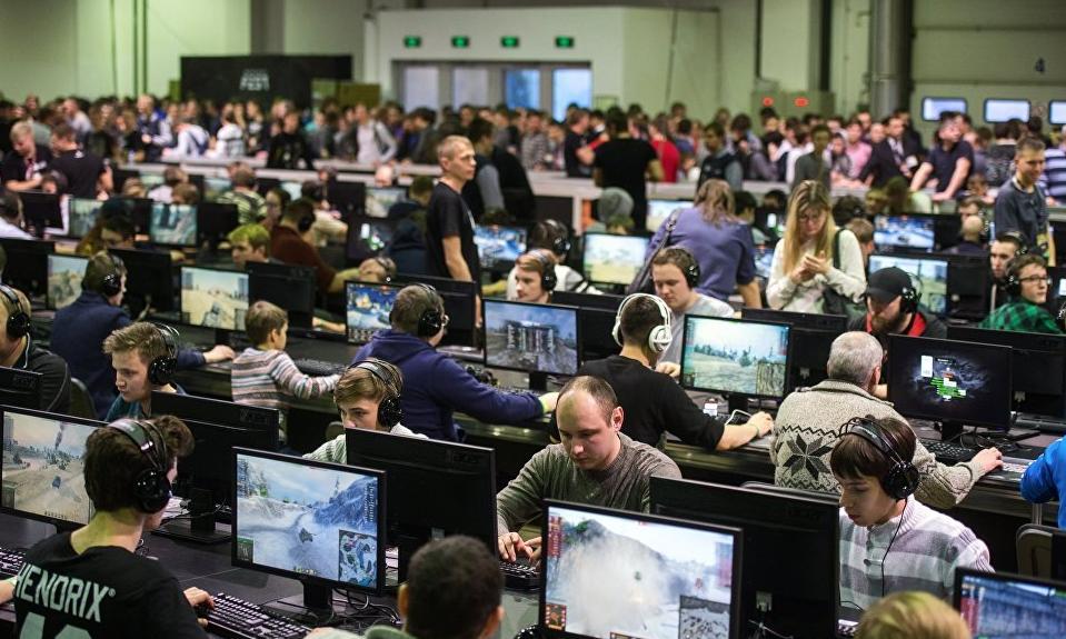 Ученые доказали, что геймеры владеют лучшей памятью