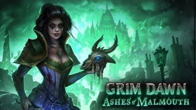 Grim Dawn - Надвигающийся пепел