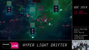 "Hyper Light Drifter ""Polygon Live at GDC 2014"""