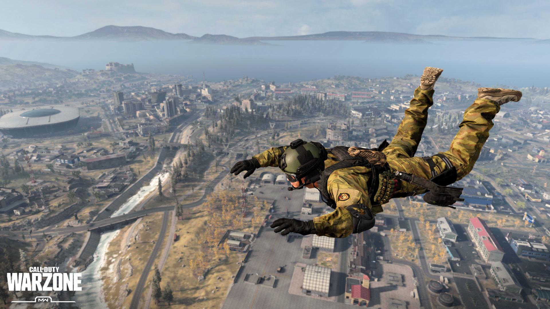 Call of Duty: Warzone теперь имеет соло-режим