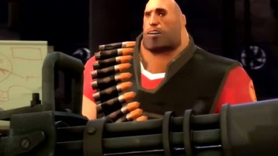 Team Fortress 2 Meet The Heavy