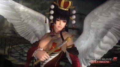 "DEAD OR ALIVE 5 Ultimate ""Halloween DLC Trailer"""