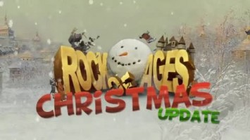 "Rock of Ages ""Christmas Trailer"""