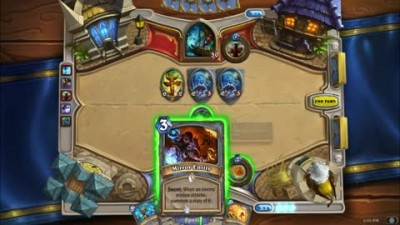 "Hearthstone: Heroes of Warcraft ""Mage vs. Shaman"""