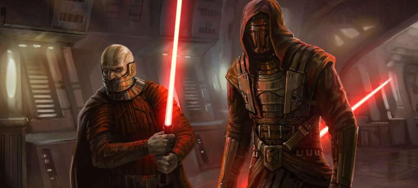 """""""Рыцари Старой Республики"""" в планах Lucasfilm"""