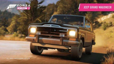 "Forza Horizon 2 ""Трейлер Alpinestars Car Pack"""