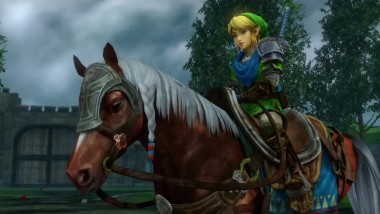 "Hyrule Warriors ""Трейлер Master Quest DLC"""