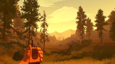 Несколько новых скриншотов Firewatch для Switch