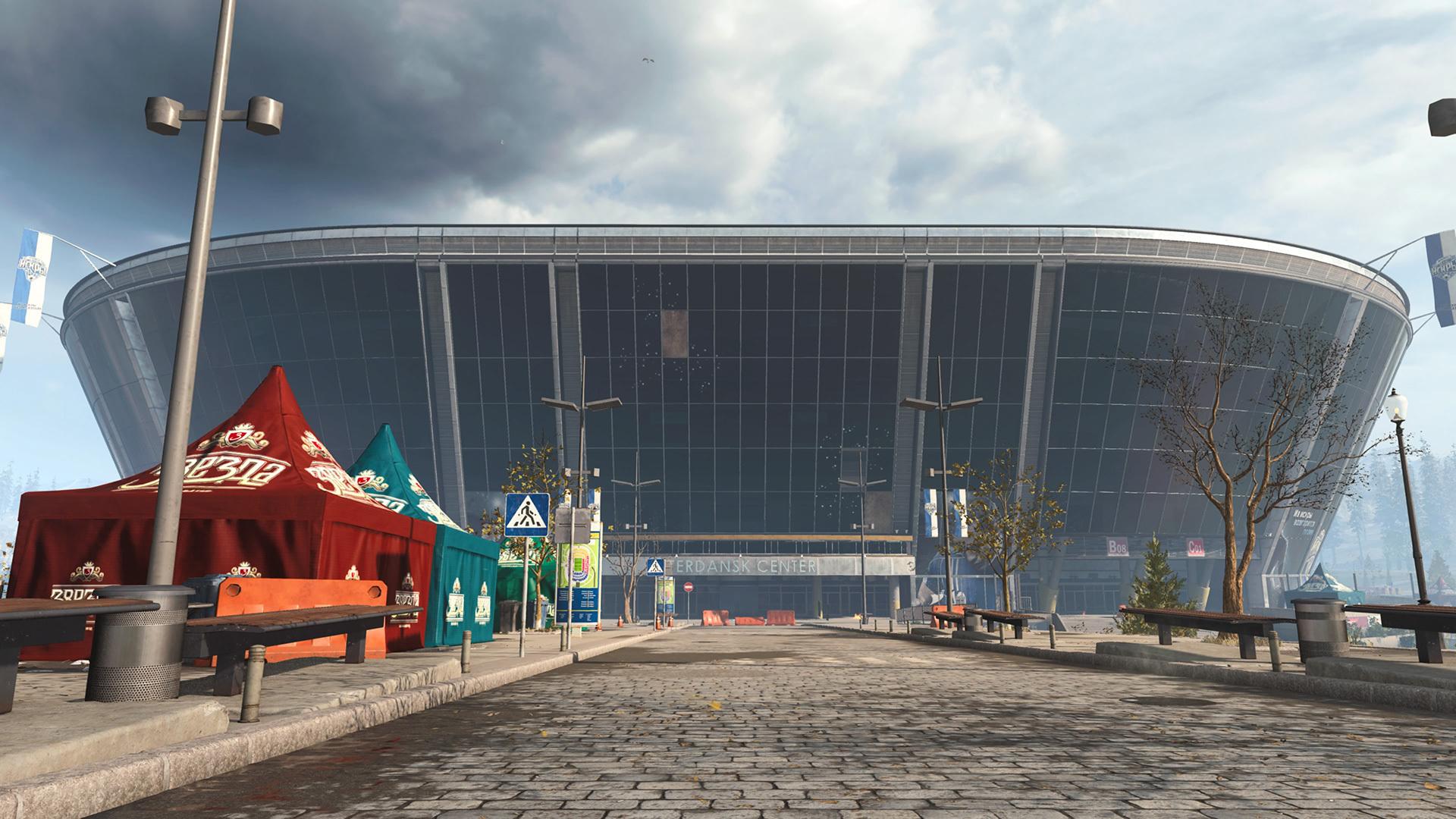 """""""Наши двери открыты для идей"""" - Activision намекнула на открытие стадиона в Call of Duty: Warzone"""
