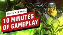 Новые геймплейные ролики Doom Eternal