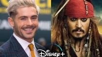 """Слух. """"Зак Эфрон"""" сыграет молодого """"Капитана Джека Воробья"""" в грядущем сериале приквеле для Disney+"""