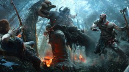 В PlayStation Store указали дату релиза новой God of War