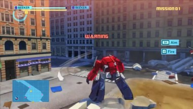 Transformers Devastation 2015PCАнглийский, PlatinumGames no comments