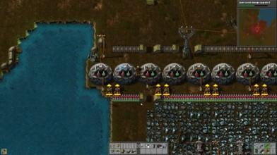 Factorio. Гайд, часть 6. Автоматизация синих колбочек