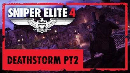 Релизный трейлер второго пакета дополнений для Sniper Elite 0: Italia