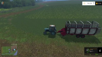 МАЗ и турбина - ч9 Farming Simulator 15