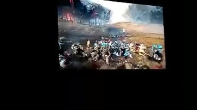 Total War: WARHAMMER - видео (экранка) с показа на E3 2015