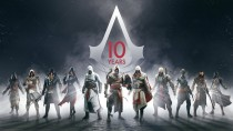 Серии Assassin's Creed исполнилось 10 лет